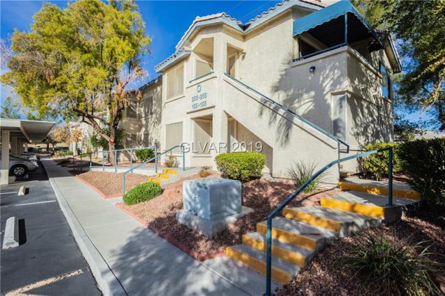 3425 Russell #256, Las Vegas, NV 89120 (MLS #2048680) :: Sennes Squier Realty Group
