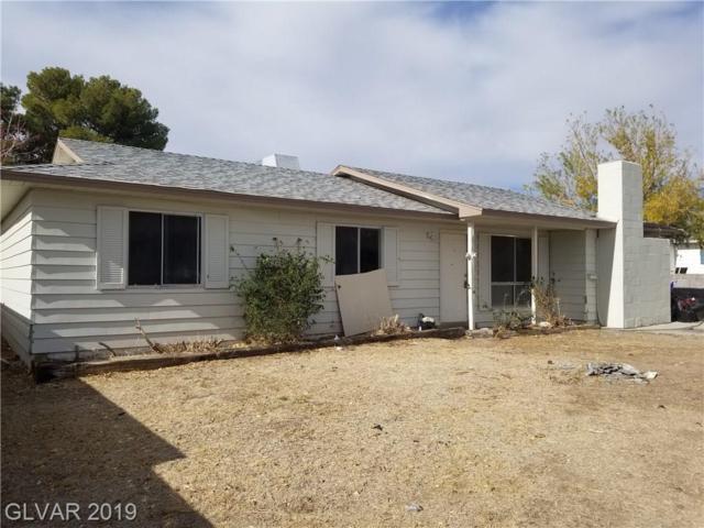 834 Benita Place, Boulder City, NV 89005 (MLS #2049153) :: Signature Real Estate Group