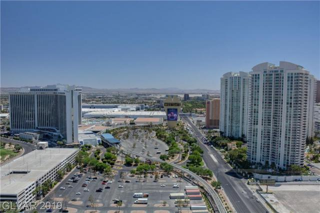 2857 Paradise #1404, Las Vegas, NV 89109 (MLS #2049183) :: The Snyder Group at Keller Williams Marketplace One