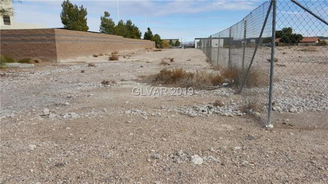 Euclid St., Las Vegas, NV 89120 (MLS #2052524) :: Trish Nash Team