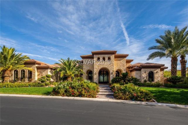 10 Castle Oaks, Las Vegas, NV 89141 (MLS #2053876) :: Vestuto Realty Group
