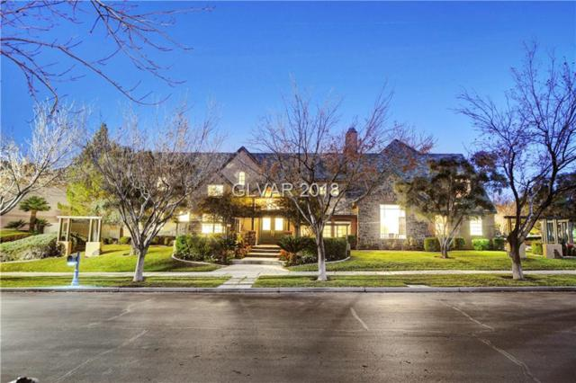 1528 Champion Hills, Las Vegas, NV 89134 (MLS #2054761) :: ERA Brokers Consolidated / Sherman Group