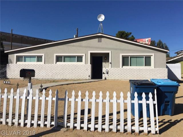 377 14TH, Las Vegas, NV 89101 (MLS #2054924) :: The Snyder Group at Keller Williams Marketplace One