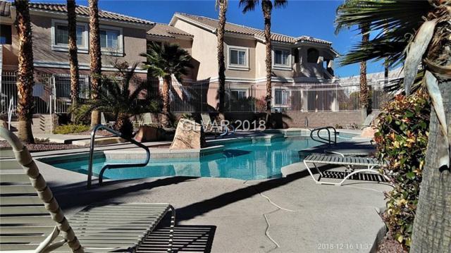 10525 Pine Glen #205, Las Vegas, NV 89144 (MLS #2055536) :: The Snyder Group at Keller Williams Marketplace One