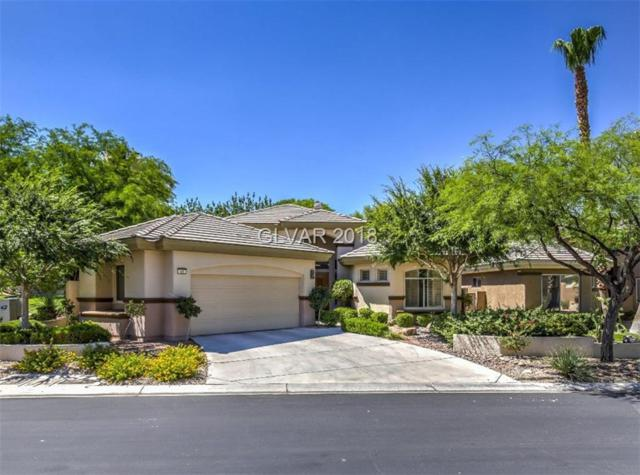 521 Summer Mesa, Las Vegas, NV 89144 (MLS #2055773) :: The Snyder Group at Keller Williams Marketplace One