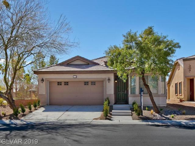 3729 Citrus Heights, North Las Vegas, NV 89081 (MLS #2057260) :: Five Doors Las Vegas