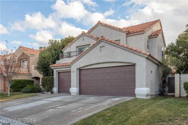 7787 Greenlake, Las Vegas, NV 89149 (MLS #2059487) :: The Snyder Group at Keller Williams Marketplace One