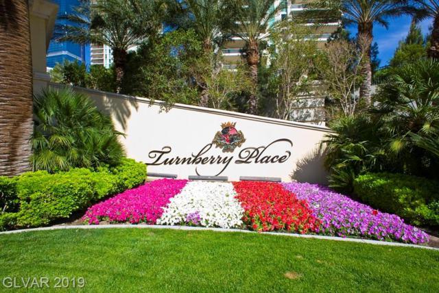 2747 Paradise #1006, Las Vegas, NV 89109 (MLS #2059692) :: Vestuto Realty Group