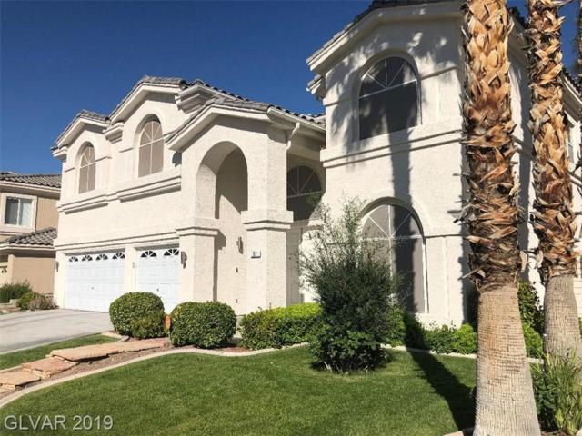 92 Teton Pines, Henderson, NV 89074 (MLS #2061861) :: The Snyder Group at Keller Williams Marketplace One