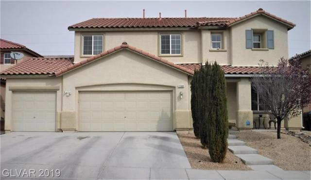 2308 Ridge Back, North Las Vegas, NV 89031 (MLS #2062552) :: Vestuto Realty Group