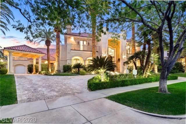 9021 Grove Crest, Las Vegas, NV 89134 (MLS #2062762) :: Vestuto Realty Group