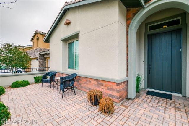 273 Castellari, Las Vegas, NV 89138 (MLS #2062802) :: Capstone Real Estate Network