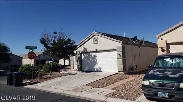 5901 Kentlands Street, Las Vegas, NV 89130 (MLS #2063975) :: Billy OKeefe | Berkshire Hathaway HomeServices
