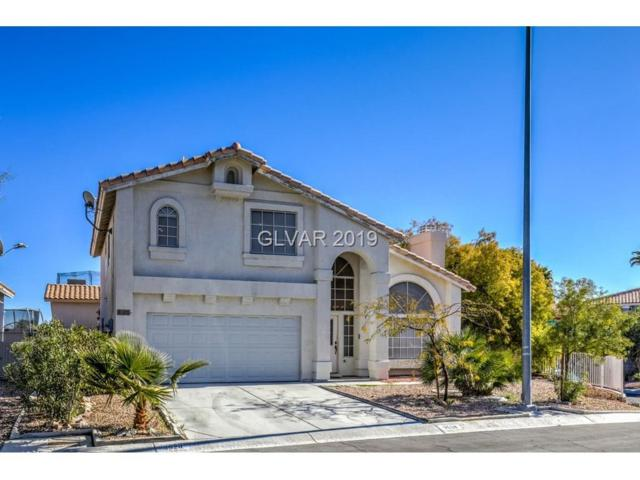 3528 Mountain Valley, Las Vegas, NV 89129 (MLS #2065213) :: The Snyder Group at Keller Williams Marketplace One