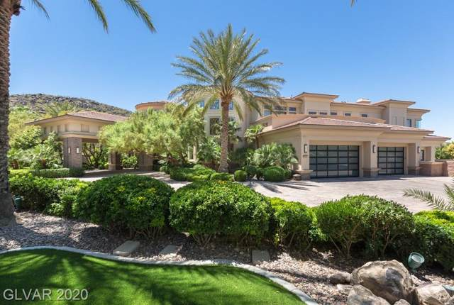 1187 Macdonald Ranch, Henderson, NV 89012 (MLS #2066970) :: Signature Real Estate Group