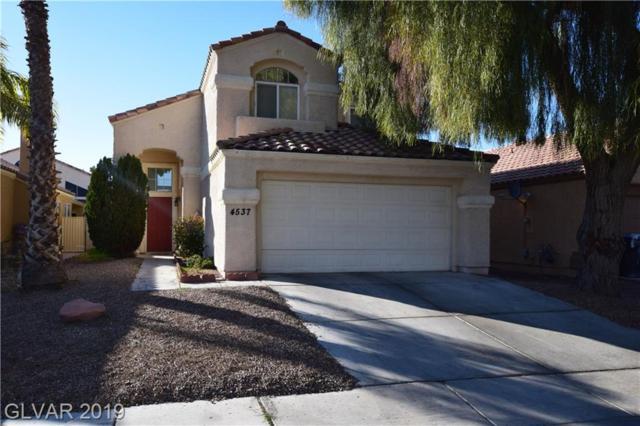 4537 Switchback, North Las Vegas, NV 89031 (MLS #2068300) :: The Snyder Group at Keller Williams Marketplace One