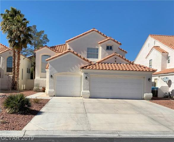 5505 Riverwood, Las Vegas, NV 89149 (MLS #2068630) :: The Snyder Group at Keller Williams Marketplace One