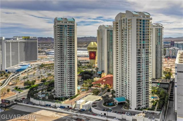 2747 Paradise #2804, Las Vegas, NV 89109 (MLS #2069905) :: The Snyder Group at Keller Williams Marketplace One