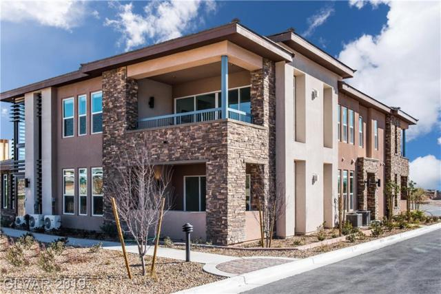11280 Granite Ridge #1103, Las Vegas, NV 89135 (MLS #2070113) :: Trish Nash Team