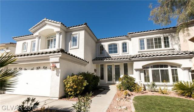 34 Big Creek, Las Vegas, NV 89148 (MLS #2074065) :: Vestuto Realty Group