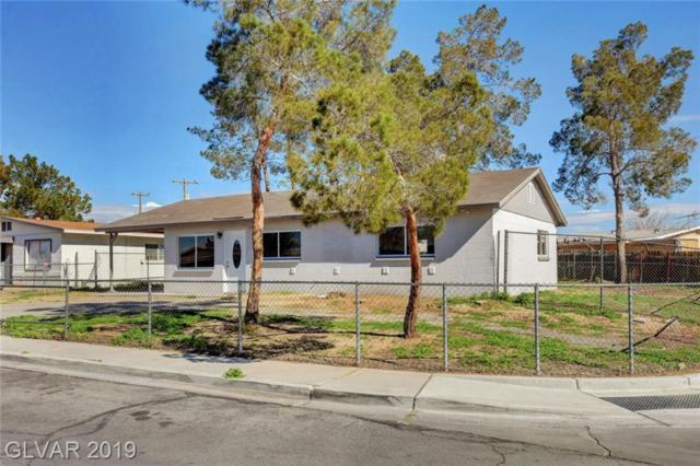 2816 Spindel, North Las Vegas, NV 89030 (MLS #2075451) :: Vestuto Realty Group