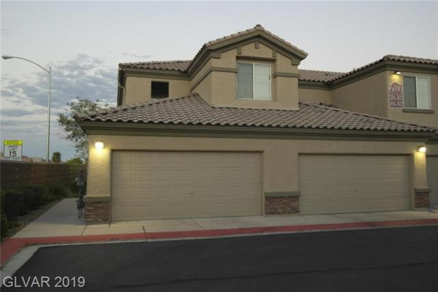 6690 Flaminian #201, North Las Vegas, NV 89084 (MLS #2076692) :: Trish Nash Team