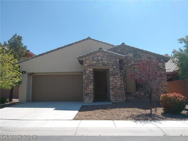 493 Via Stretto, Henderson, NV 89011 (MLS #2080894) :: The Snyder Group at Keller Williams Marketplace One