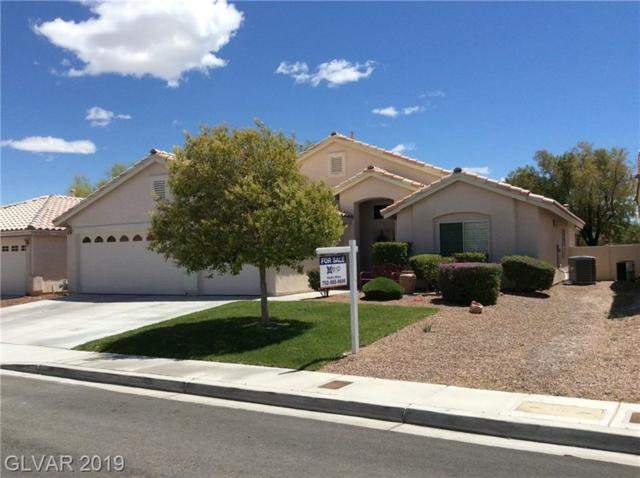 1117 Cobblestone Cove, North Las Vegas, NV 89081 (MLS #2087639) :: The Snyder Group at Keller Williams Marketplace One
