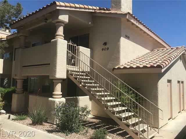 909 Rockview Drive #201, Las Vegas, NV 89128 (MLS #2089431) :: Hebert Group | Realty One Group