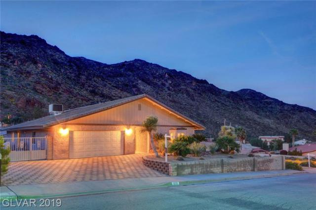 820 Marina, Boulder City, NV 89005 (MLS #2089509) :: Trish Nash Team
