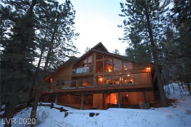 349 Alpine, Mount Charleston, NV 89124 (MLS #2092017) :: Signature Real Estate Group