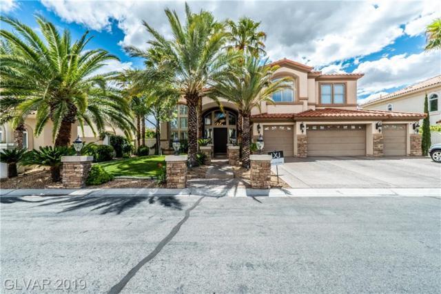 4950 Mountain Creek, Las Vegas, NV 89148 (MLS #2092107) :: The Snyder Group at Keller Williams Marketplace One