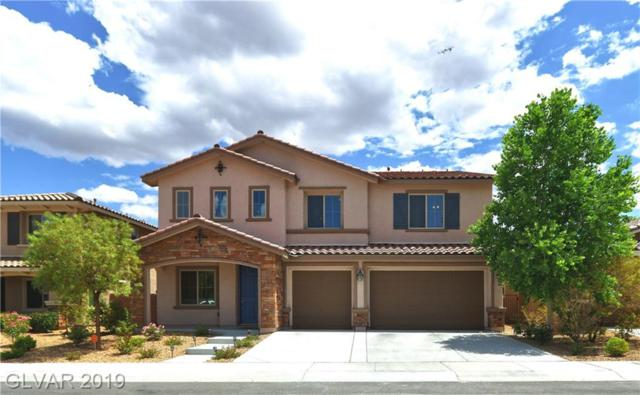 1160 Via Della Costrella, Henderson, NV 89011 (MLS #2094657) :: The Snyder Group at Keller Williams Marketplace One