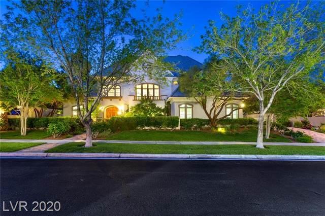 10224 Stony Ridge Drive, Las Vegas, NV 89144 (MLS #2095096) :: Helen Riley Group | Simply Vegas