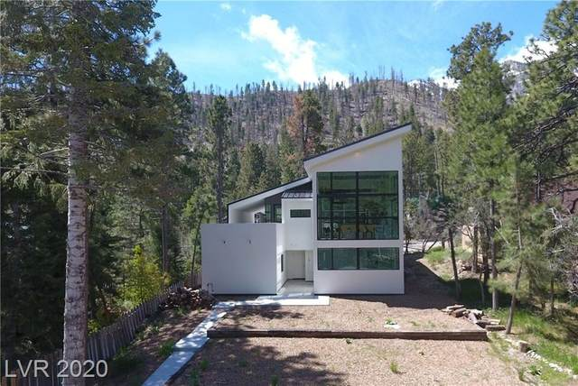 4120 Mont Blanc, Mount Charleston, NV 89124 (MLS #2098987) :: Trish Nash Team
