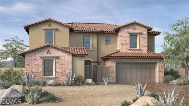 414 Venticello, Las Vegas, NV 89138 (MLS #2100361) :: Vestuto Realty Group