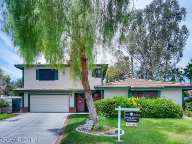 535 Trimley, Henderson, NV 89014 (MLS #2105566) :: Signature Real Estate Group