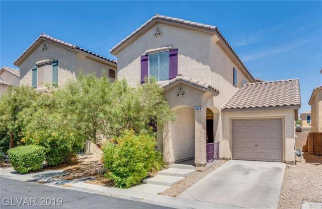 6844 Silver Eagle, Las Vegas, NV 89122 (MLS #2108935) :: Signature Real Estate Group