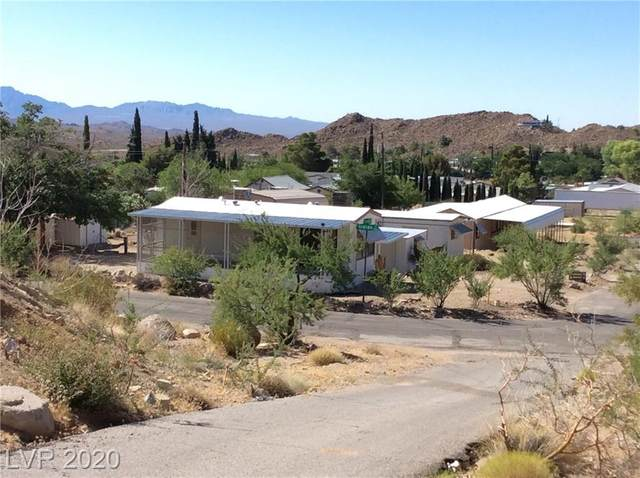 450 N Lincoln Street, Searchlight, NV 89046 (MLS #2111827) :: Hebert Group   Realty One Group