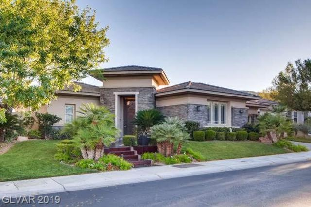 2547 Red Springs, Las Vegas, NV 89135 (MLS #2112429) :: The Snyder Group at Keller Williams Marketplace One