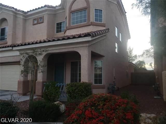 10777 Vestone Street, Las Vegas, NV 89141 (MLS #2120495) :: Performance Realty
