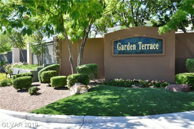 10809 Garden Mist #1069, Las Vegas, NV 89135 (MLS #2121372) :: Performance Realty