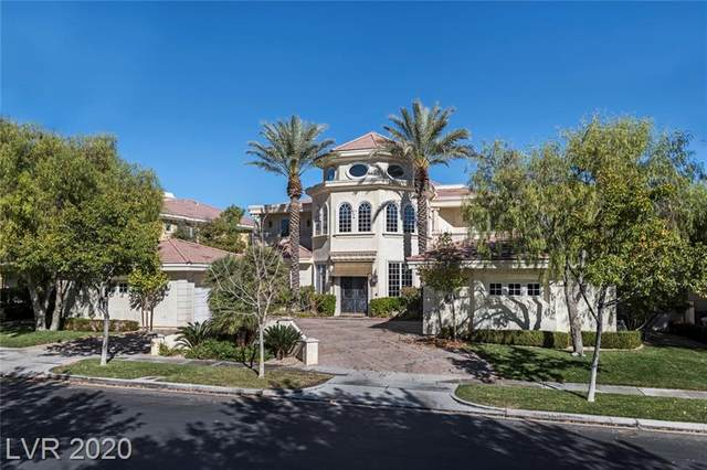 800 Canyon Greens Drive, Las Vegas, NV 89144 (MLS #2123822) :: The Lindstrom Group