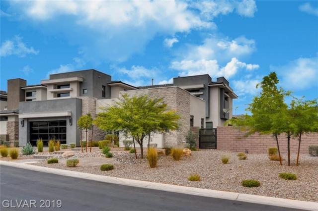 12 Olive Ridge, Las Vegas, NV 89135 (MLS #2124194) :: The Snyder Group at Keller Williams Marketplace One