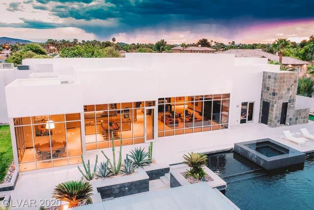 3716 Caesars Circle, Las Vegas, NV 89120 (MLS #2130091) :: Signature Real Estate Group