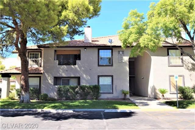 2606 Durango Drive #153, Las Vegas, NV 89117 (MLS #2130436) :: Helen Riley Group | Simply Vegas