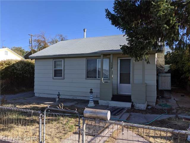 150 Lilith St., Pioche, NV 89043 (MLS #2141478) :: Trish Nash Team