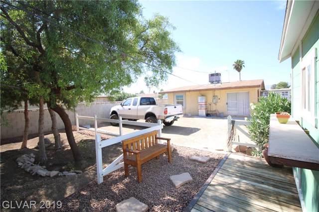2124 Bassler, North Las Vegas, NV 89030 (MLS #2143326) :: Signature Real Estate Group