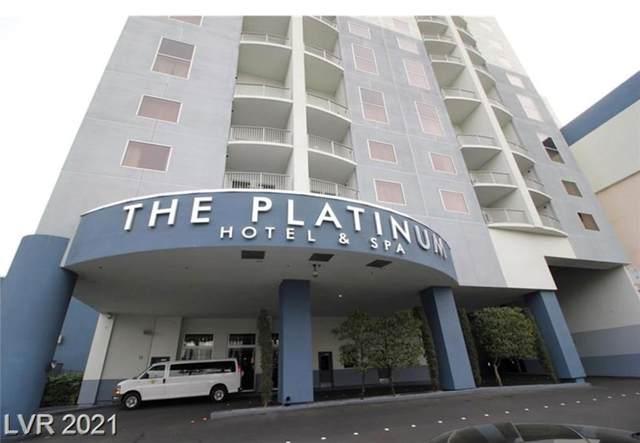 211 Flamingo Road #414, Las Vegas, NV 89169 (MLS #2143384) :: Team Michele Dugan