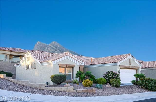 2329 Hot Oak Ridge, Las Vegas, NV 89134 (MLS #2144017) :: Team Michele Dugan
